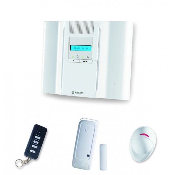 Kit Allarme Antifurto Wireless via Radio Bentel Security ...