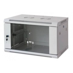 "Cabinet 19"" for Electronic Equipment Rack 6U - Full optional"