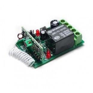 Switch wireless 433 Mhz via radio 1 canale