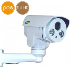 Telecamera IP 2 Megapixel Full HD (1080P) - Zoom 2.8-12mm - IR 60m