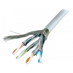 Cavo twistato CAT6 10/100/1000 SSTP - 100m