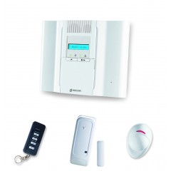 Kit Allarme Antifurto Wireless via Radio Bentel Security BW64