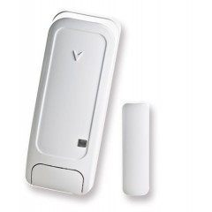 Contatto magnetico via radio wireless Bentel Security per Porte e Finestre - bianco