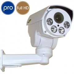 Telecamera AHD DEMACAM PTZ PRO - Full HD - 1080p SONY (2.4Mpx) - Zoom 2.8-12mm - IR 50m