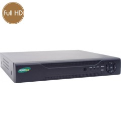 Videoregistratore IP NVR 8 telecamere - Full HD - VGA - HDMI