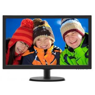 "Videosurveillance monitor LED 24"" 16:9 - VGA HDMI"