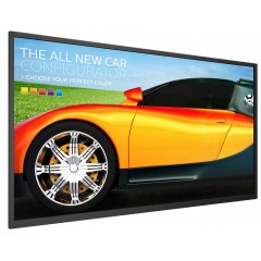 "Videosurveillance monitor LED 32"" 16:9 - VGA HDMI"