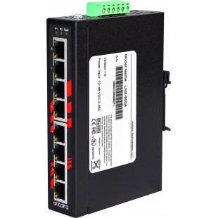 Industrial switch 8 ports