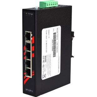 Industrial switch Gigabit 5 ports
