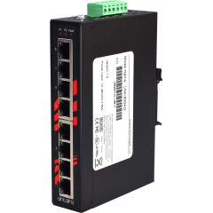 Switch Industriale Gigabit 8 porte