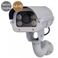 Telecamera IP DEMACAM Lettura Targhe - Full HD (1080p) SONY  - Zoom 6-22mm