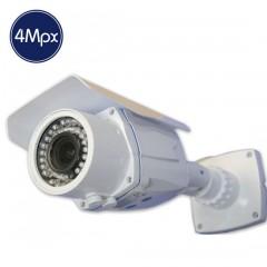 AHD camera - 4 Megapixel - Zoom 2.8-12mm - IR 40m