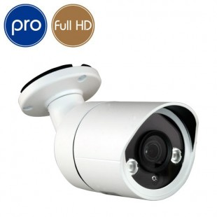 Telecamera AHD PRO - Full HD - 1080p SONY - 2 Megapixel - IR 20m