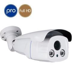 Telecamera AHD ZOOM PRO - Full HD - 1080p SONY - Ottica motorizzata 2.8-12mm - IR 60m