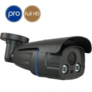 HD camera ZOOM PRO - Full HD - 1080p SONY - Zoom motorized 2.8-12mm - IR 60m