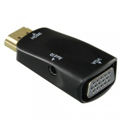 Video converter from HDMI to VGA