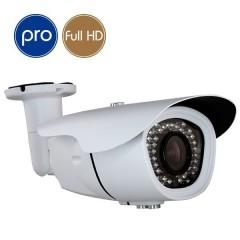 Telecamera AHD PRO - Full HD - 1080p SONY - 2 Megapixel - Zoom 2.8-12mm - IR 40m