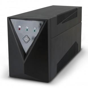 UPS completo per sistemi di videosorveglianza a 4 canali