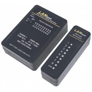 Tester a LED per connettori RJ45 / BNC