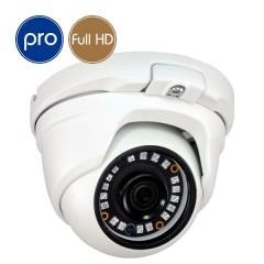 Telecamera AHD dome PRO - Full HD - 1080p SONY - 2 Megapixel - IR 20m