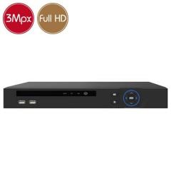 Videorecorder IP NVR 25 cameras - RAID HDMI