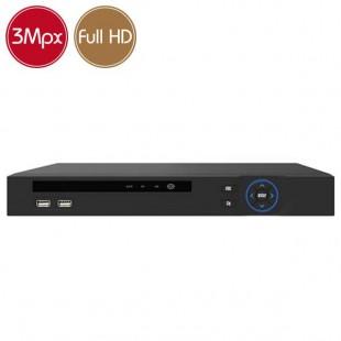 Videoregistratore IP NVR 25 telecamere - RAID HDMI
