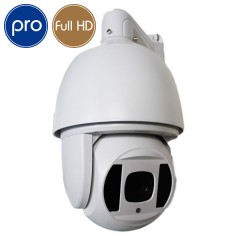 Telecamera AHD PTZ PRO - Full HD - 1080p SONY - 2 Megapixel - Zoom 20X - IR 100m
