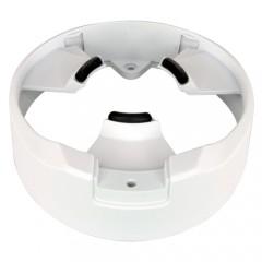Base porta cavi per telecamera T2H20552 - colore bianco
