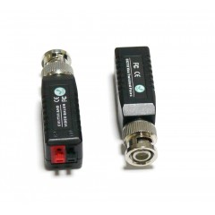Pair of passive video converters HD
