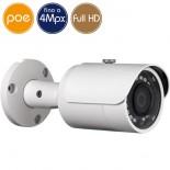 Telecamera IP PoE - 4 Megapixel / Full HD (1080p) - IR 30m