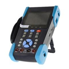 "CCTV Tester SAFIRE - 3.5 ""Screen - HDTV HDCVI AHD HD-SDI CVBS"