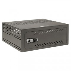 Cassaforte per DVR da 1U rack - Specifico per CCTV - chiusura elettronica
