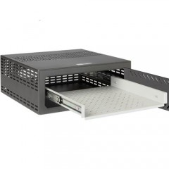 Removable tray for safe Compatible with RK01U983 - RK01U985 - For 1 U rack DVR