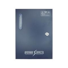 BOX di derivazione con 9 uscite di alimentazione Max 10A / 12V (220V)