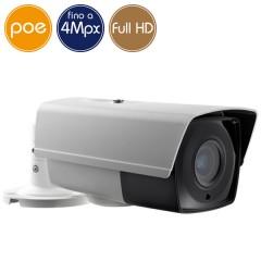 Telecamera IP SAFIRE PoE - 4 Megapixel / Full HD (1080p) - IR 50m