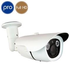 Telecamera HD ZOOM PRO - Full HD - 1080p SONY - Ottica motorizzata 2.8-12mm - IR 40m