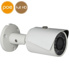 Telecamera IP PoE - Full HD (1080p) - IR 30m