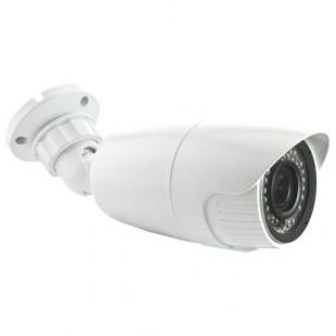Telecamera HD ECO - 1 Megapixel - Zoom 2.8-12mm - IR 40m