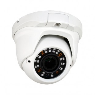 HD dome camera ECO - 720p - 1 Megapixel - Zoom 2.8-12mm - IR 30m