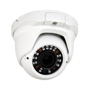 Telecamera dome HD ECO - 1 Megapixel - Zoom 2.8-12mm - IR 30m