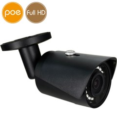 Telecamera IP PoE - Full HD (1080p) - Nera - IR 30m