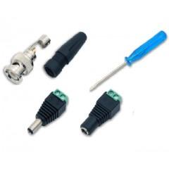 KIT-M4 per cablaggio con connettori a vite