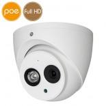 Telecamera dome IP PoE - Full HD - SONY Ultra Low Light - microSD - IR 50m