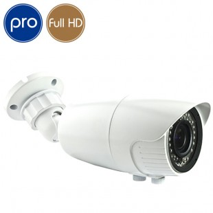 Telecamera HD PRO - Full HD - 1080p SONY - 2 Megapixel - Zoom 2.8-12mm - IR 40m