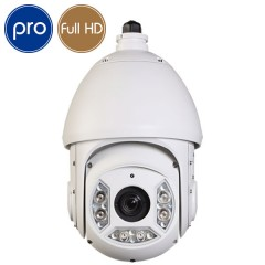 Telecamera HD PTZ PRO - Full HD - SONY Ultra Low Light - Zoom 30x - IR 150m
