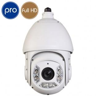 HD camera PTZ PRO - Full HD - SONY Ultra Low Light - Zoom 30x - IR 150m