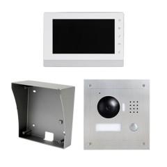 Kit di videocitofonia IP in superficie