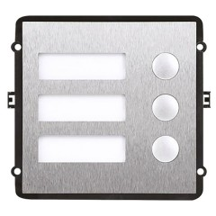 IP module extension 3 buttons