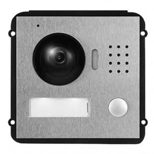 Videocitofono IP modulare con telecamera HD (720p) - audio