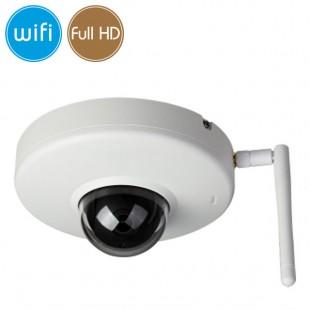 Dome camera wireless IP WiFi Pan Tilt - Full HD (1080p) - SONY Ultra Low Light - microSD